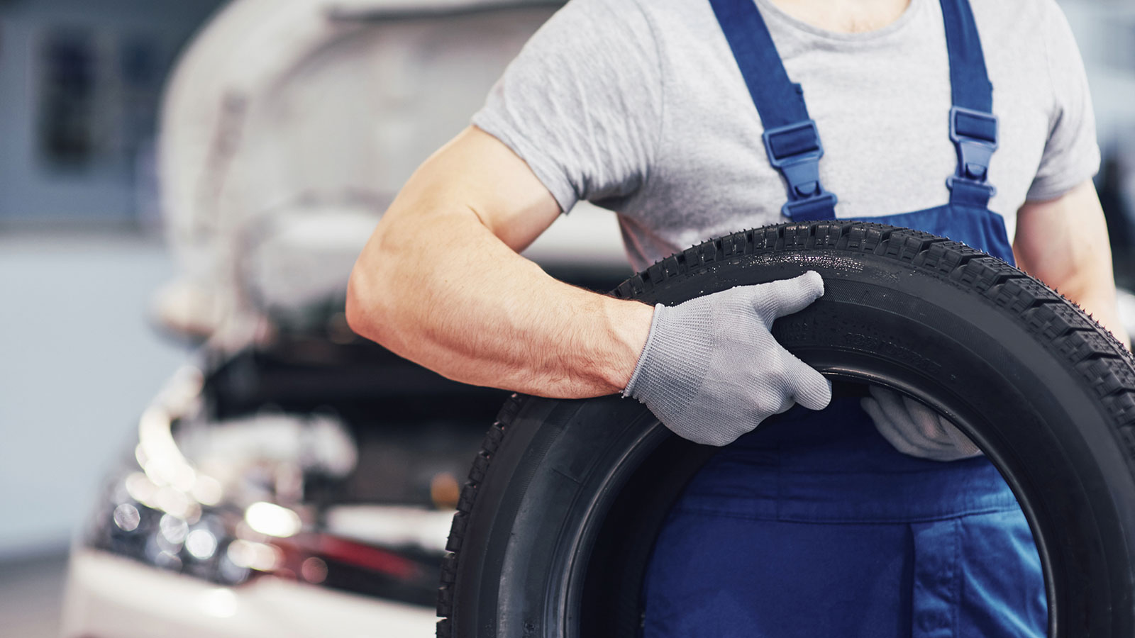 Do Your Tires Need a Little TLC?